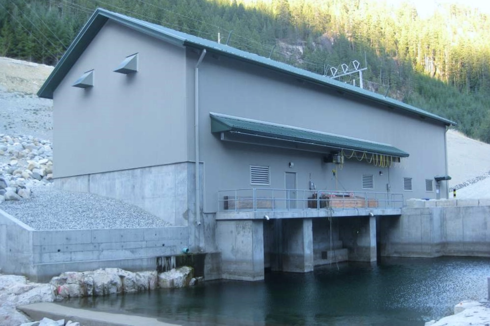 upper & lower bear creek hydroelectric