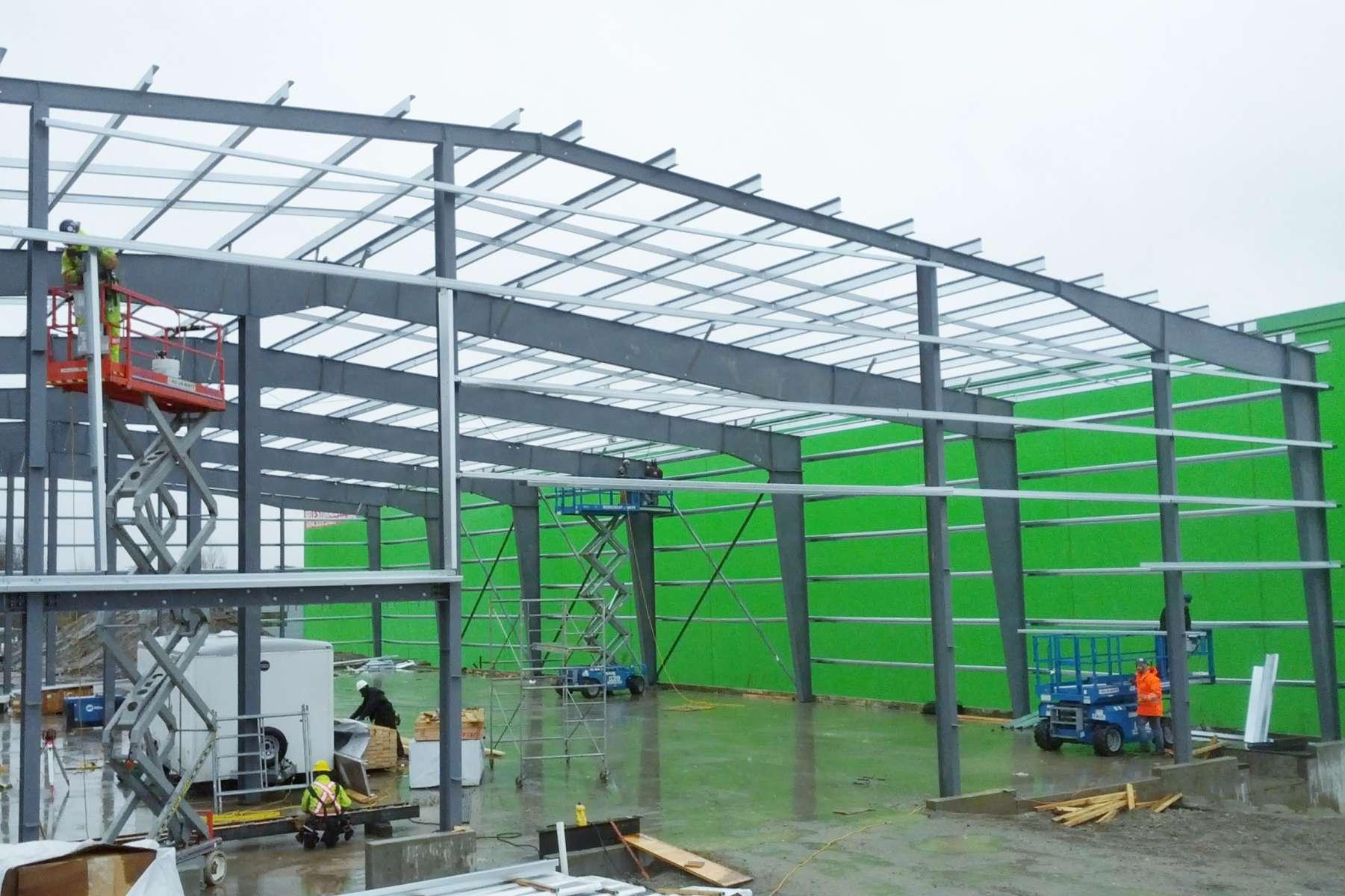 prefab steel buildings bc steel buildings bc prefabricated metal buildings canada
