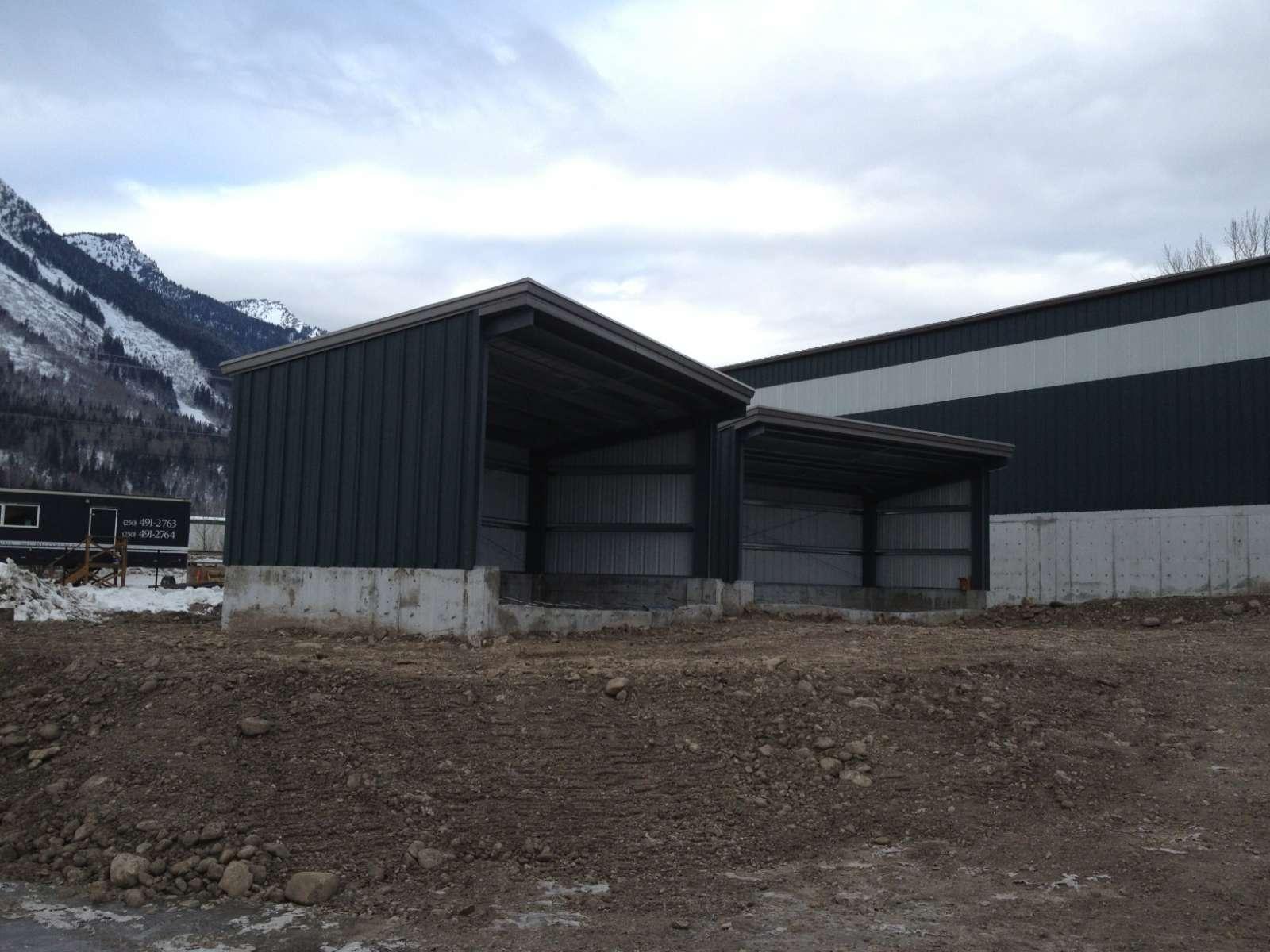 Fernie prefab steel buildings bc steel buildings bc prefabricated metal buildings canada