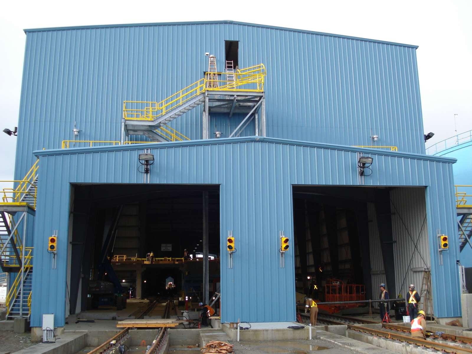 Vancouver prefab steel buildings bc steel buildings bc prefabricated metal buildings canada